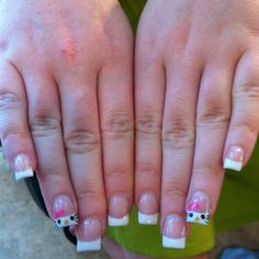 My Hello Kitty nails