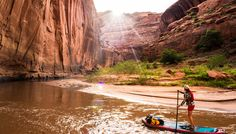 The First SUP descent of Utah's Escalante River Escalante Utah, Escalante National Monument, Utah Adventures, The Mountains Are Calling, Grand Staircase, Rafting, Kayaking, National Parks, Hiking
