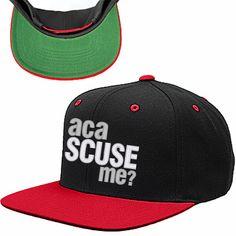 Aca Scuse Me Snapback Hat