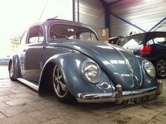Slammed Vw beetle Oval