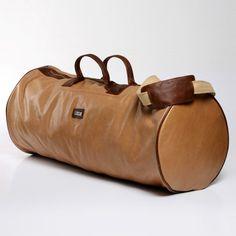The Manbag – Hazelnut from Thandana Leather Bags