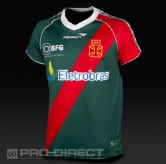 20db670f3 Football Shirts - Penalty Vasco 2nd Away GK Goalkeeping Shirt - Replica  Clothing - Red