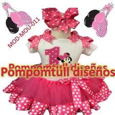Conjuntos Tutu Vestidos Minnie Mouse Falda Tutu Minnie Mouse - Bs. 40.000 f38b4ca69fe3