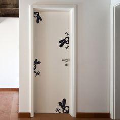 Sticker Lapins dingos