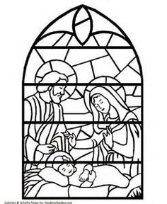 baby jesus in a manger coloring page - Baby Jesus Manger Coloring Page