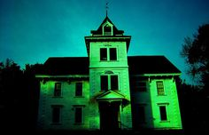 Maine's Haunted Parsonsfield Seminary is Home to Aggressive Ghosts and Overwhelming Sadness.
