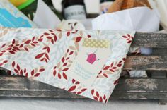 How to Make the Perfect Irish Wedding Welcome Basket for Your Guests | Confetti