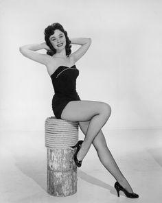 Darlene Engle, 1955