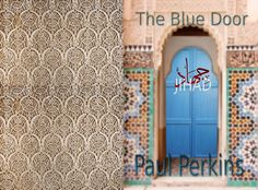 First Concept for the book: Jihad behind the blue door.