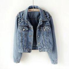 Reasonable Women Korean Ulzzang Loose Harajuku Bf Style Girls Coat Ladies Tops Durable In Use Denim Jacket