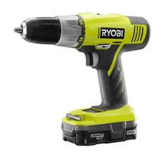 RYOBI - ONE+ Lithium Drill Kit - 18V - P817 - Home Depot Canada
