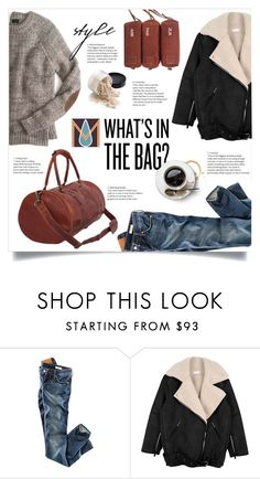 """MAHI Leather"" by mahafromkailash ❤ liked on Polyvore featuring H&M"