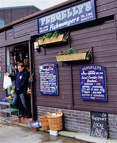 The 50 finest food shops outside London - Telegraph