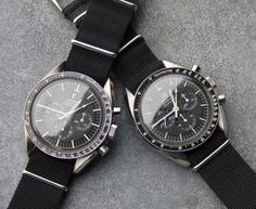 Vintage Omega Speedmaster love