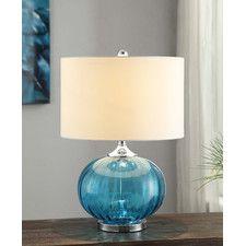 Contemporary Table Lamps | Wayfair