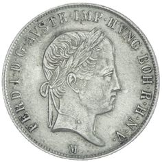 20 Kreuzer 1845 M