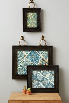 Loopholder Frame - anthropologie.com #anthrofave