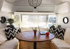 Melissa and Rusty live full-time in a gorgeous, remodeled Airstream in New Mexico to save money and live a more sustainable life.