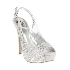 """Steve Madden $150 1. They are SPARKLY!!! And 2. They are SUCH Brittany shoes. :D Aren't they!!?? ...Now I just need to learn how to walk in them..and act like being 6'2"""" is nbd. :P haha"""