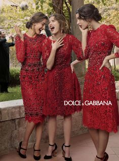 Gorgeous!  dolce and gabbana 2014