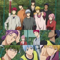 Generation of miracles Anime Girl Neko, Kawaii Anime, Anime Guys, Manga Anime, Kuroko No Basket Characters, Desenhos Love, Kiseki No Sedai, Netflix Anime, Naruto Boys