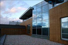 Architektoniczne wykorzystanie drewna