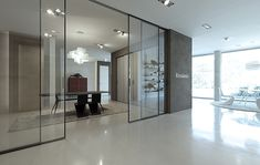 Showroom Parma | Rimadesio in Italy: sliding doors systems, living area, complements, doors, walk-in closet