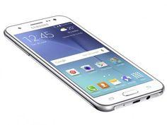 Smartphone Samsung Galaxy J5 Duos 16GB Branco - Dual Chip 4G Câm. 13MP + Selfie 5MP com Flash com as melhores condições você encontra no Magazine Ubiratancosta. Confira!