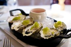 Oysters at The Gage, Chicago   Flickr - Photo Sharing!