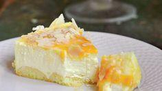 Ingrediente: Pentru blat: ● 3 ouă ● 80 g zahăr ● 100 g făină ● 40 g unt ● 1/2 linguriță praf de copt ● o linguriță esență de vanilie
