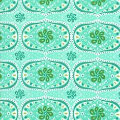 Folklore 11482-14 - Patchwork & Quilting Fabric