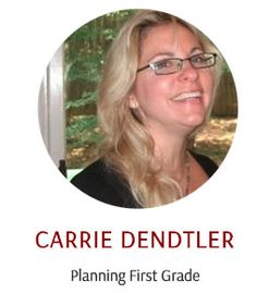 Carrie Dendlter of T