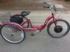 tricycles for adults walmart | This 35 minute long detailed video is packed full of informative ...