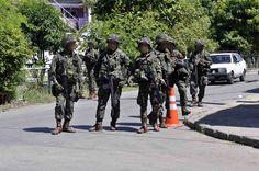 Sim ou Não a intervenção Militar no Governo Brasileiro ?