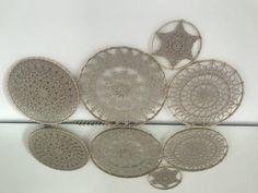 Decorative Plates, Crafts, Home Decor, Home, Manualidades, Handmade Crafts, Interior Design, Diy Crafts, Home Interior Design