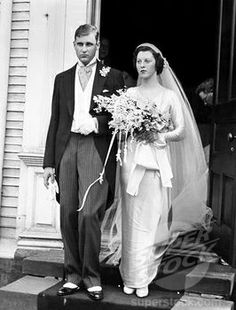 1934, marriage of Ellen Tuck French to John Jacob Astor VI in Newport RI. Astor' s father was lost with the Titanic.