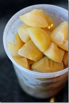 rice cooker apples
