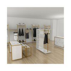 Fashion Store Design, Clothing Store Design, Shoe Store Design, Clothing Boutique Interior, Boutique Decor, Boutique Design, Showroom Design, Shop Interior Design, Armoire Design