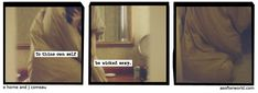 YES! Strength is sexy...wicked sexy, even. A Softer World: 944