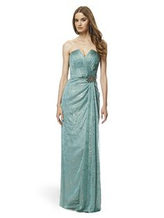 Gorgeous! David Meister gown
