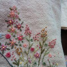 #Embroidery#stitch#needlework  #프랑스자수#일산프랑스자수#자수 #봄날을 기다리며 ~