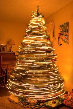 20 Unique Christmas Trees