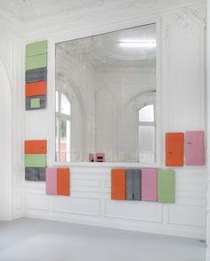 Olga Balema at High Art