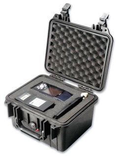 IP67 Rated Peli 1300 Case - 1 metre submersion for 30 minutes - Def Stan 81-41 & STANAG 4280