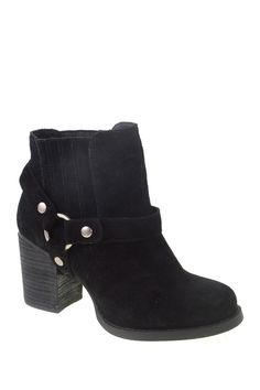 Chinese Laundry | Brindle Split Suede Boot | Nordstrom Rack