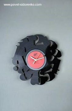 Reloj de pared diseño decorativo
