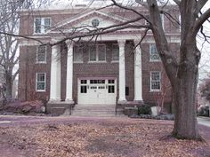 McCandless Hall is part of Athens State University. The building is a Greek revivial style auditorium. MCandless today is used to house the ...
