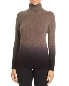 d60ea0f7926 C by Bloomingdale s Dip-Dye Cashmere Turtleneck Sweater - 100% Exclusive  Women - Bloomingdale s