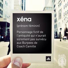 X comme Xéna ! #boostbastille #ledico #ledicoboostbastille #boostbattlerun @adidasfr