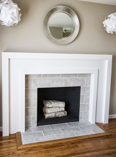 SwingNCocoa: Fireplace Makeover Part 3: DELICIOUSLY DONE